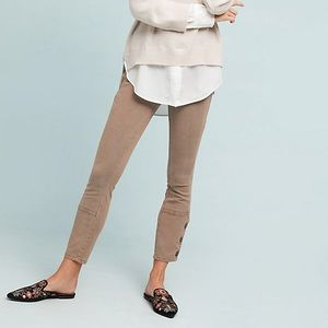 New Anthropologie Button Pants